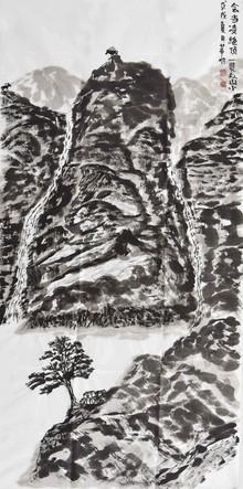 作者:力邦美术馆&nbsp;&nbsp;&nbsp;&nbsp;&nbsp;&nbsp;作品材质:中国绘画&nbsp;&nbsp;&nbsp;&nbsp;&nbsp;&nbsp;规格:136 * 68cm <br/>